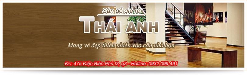 Dự Án Sàn Gỗ Thái Anh