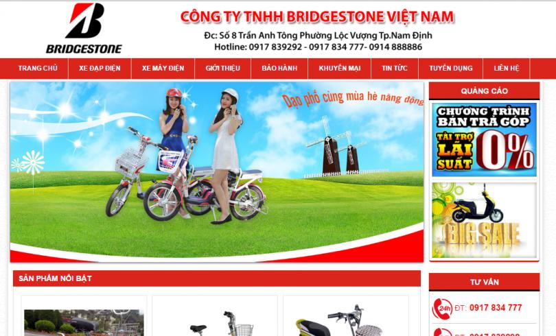 Dự Án Brigestone Nam Định